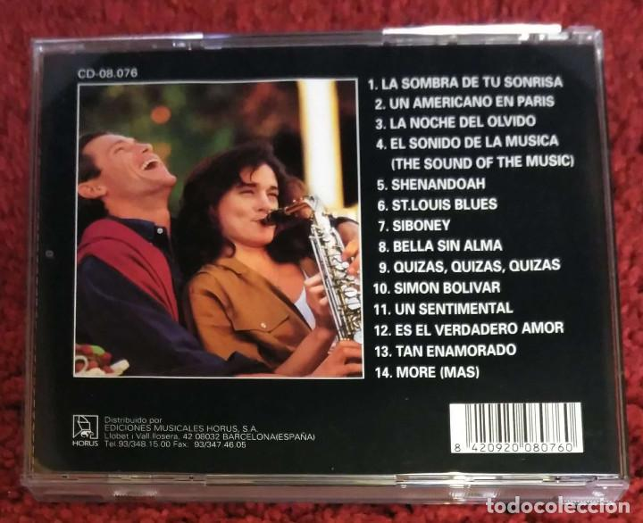 CDs de Música: FAUSTO PAPETTI (EL SONIDO DE LA MUSICA) CD 1993 - Foto 2 - 191799637