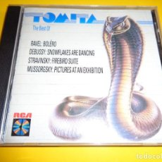 CDs de Música: ISAO TOMITA / THE BEST OF / GREATEST HITS / RCA / CD. Lote 191799721