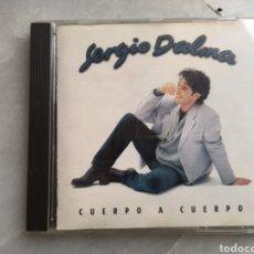 CDs de Música: CD SERGIO DALMA CUERPO A CUERPO. Lote 191801251
