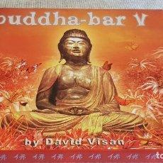 CDs de Música: BUDDA-BAR V / BY DAVID VISAN / CAJA-BOX DOBLE CD / 28 TEMAS / LIGERO USO.. Lote 191804435