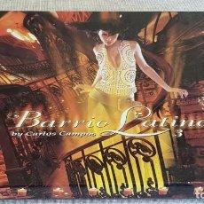 CDs de Música: BARRIO LATINO 3 / BY CARLOS CAMPOS / CAJA BOX-DOBLE CD / 32 TEMAS / LIGERO USO.. Lote 191804931