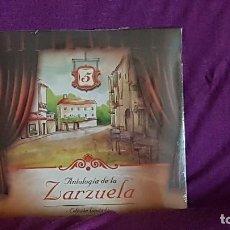 CDs de Música: ANTOLOGÍA DE LA ZARZUELA. Lote 191806826