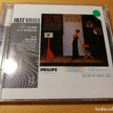 CDs de Música: POLLY BERGEN. ACT ONE SING TOO (CD). Lote 191843836