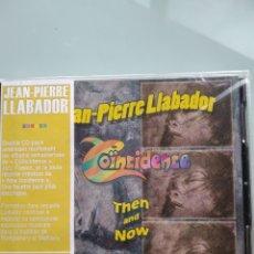 CDs de Música: JEAN-PIERRE LLABADOR – COÏNCIDENCE, THEN AND NOW (NUEVO.PRECINTADO). Lote 191864021