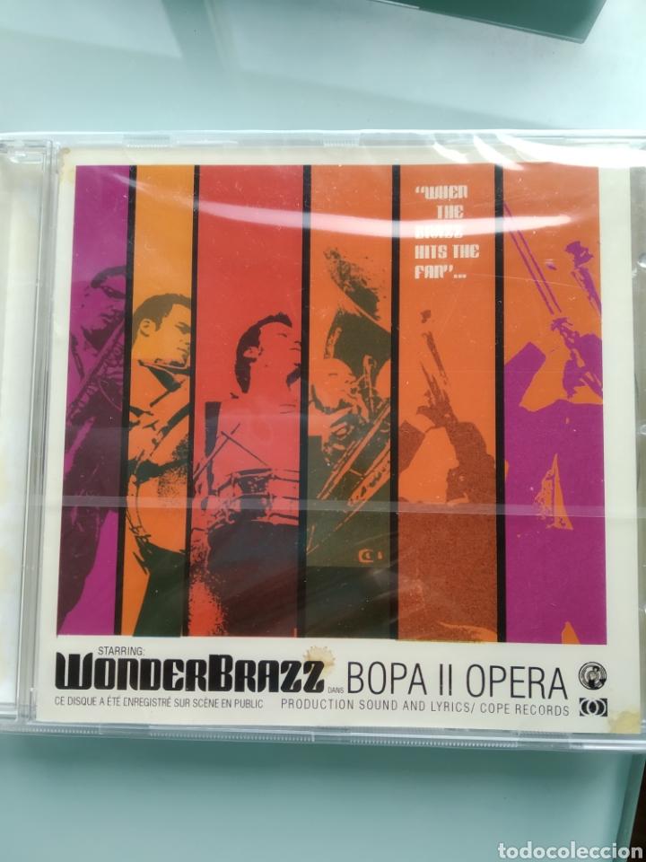 WONDERBRAZZ – BOPA II OPERA (NUEVO.PRECINTADO) (Música - CD's Jazz, Blues, Soul y Gospel)
