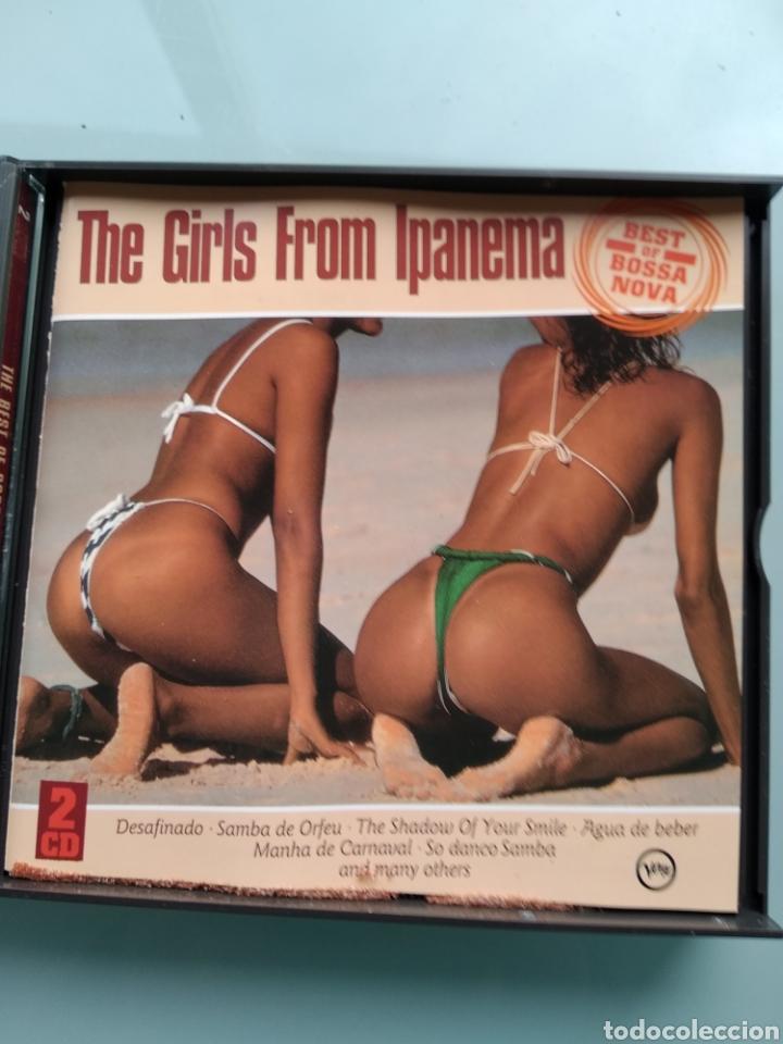 VARIOUS – THE GIRLS FROM IPANEMA (DOBLE CD - RECOPILACIÓN DE VERVE) (Música - CD's Jazz, Blues, Soul y Gospel)