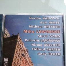 CDs de Música: MIKE LAWRENCE – NIGHTWIND (NUEVO. PRECINTADO) INENCONTRABLE. Lote 191865188