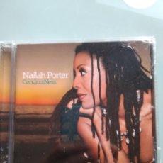 CDs de Música: NAILAH PORTER – CONJAZZNESS (NUEVO.PRECINTADO). Lote 191865380