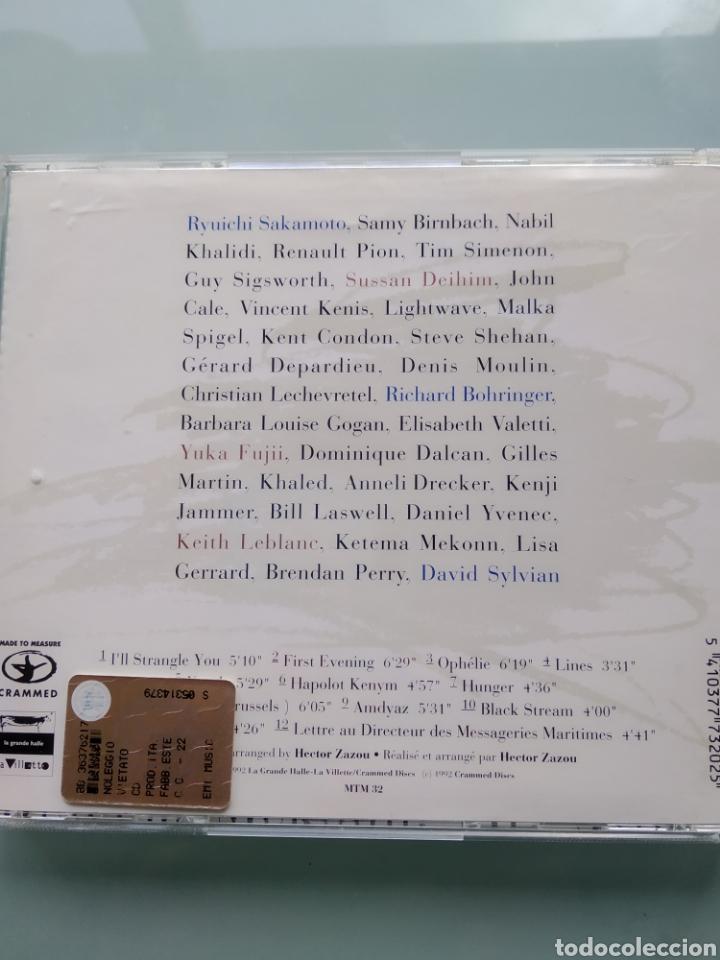 CDs de Música: Hector Zazou – Sahara Blue - Foto 2 - 191865688