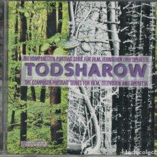 CDs de Musique: TODSHAROW - SAME (CD, ALHAMBRA RECORDS PRECINTADO). Lote 191866250