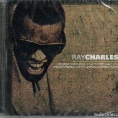 CDs de Música: RAY CHARLES - BLUE CLASSICS (CD, SUM RECORDS 2004, PRECINTADO). Lote 191866443