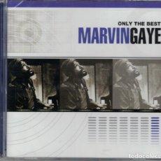 CDs de Música: MARVIN GAYE - ONLY THE BEST (CD, SUM RECORDS 2004, PRECINTADO). Lote 191866528