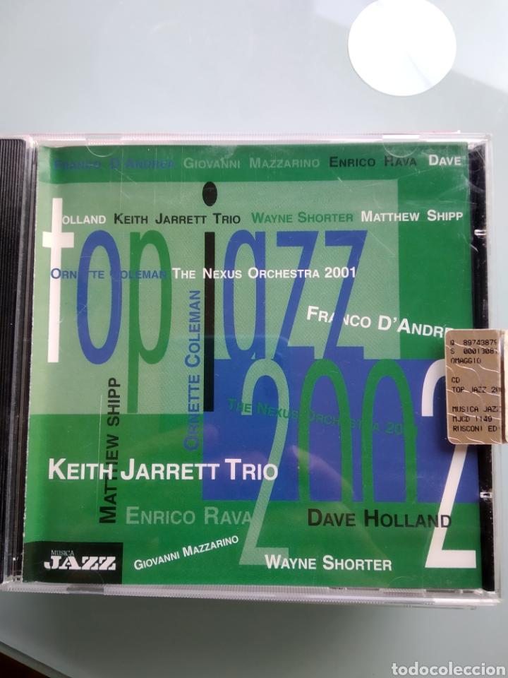 VARIOUS – TOP JAZZ 2002 (Música - CD's Jazz, Blues, Soul y Gospel)