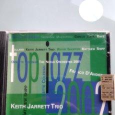 CDs de Música: VARIOUS – TOP JAZZ 2002. Lote 191867507
