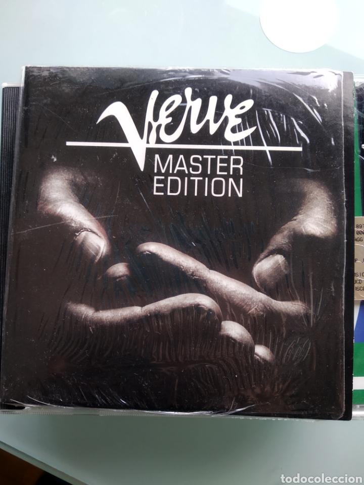 VARIOUS – VERVE MASTER EDITION (Música - CD's Jazz, Blues, Soul y Gospel)