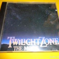 CDs de Música: TWILIGHT ZONE / THE MOVIE / EN LOS LÍMITES DE LA REALIDAD / ORIGINAL SOUNDTRACK / BANDA SONORA / CD. Lote 191899507