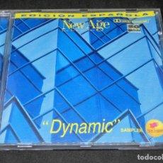 CDs de Música: CD - DYNAMIC NEW AGE MUSICA AND NEW SOUNDS NÚMERO 12 VARIOS SAMPLER EDICIÓN ESPAÑOLA VARIOS. Lote 191920216