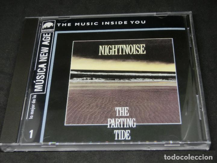 CD - NIGHTNOISE - THE PARTING TIDE - LO MEJOR DE LA MÚSICA NEW AGE 1 (Música - CD's New age)