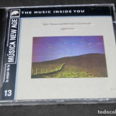 CDs de Música: CD - BILL OSKAY AND MICHEAL O DOMHNAILL - NIGHTNOISE - LO MEJOR DE LA MÚSICA NEW AGE 13 MICHAEL. Lote 191928325