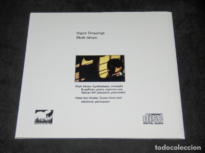 CDs de Música: CD - VAPOR DRAWINGS MARK ISHAM - LO MEJOR DE LA MÚSICA NEW AGE 9 - Foto 5 - 191929262