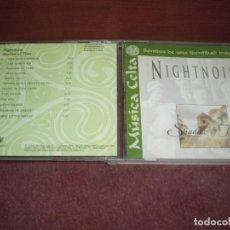 CDs de Música: CD LP NIGHTNOISE / SHADOW OF TIME 12 TRACKS - SONIDOS DE UNA IDENTIDAD MAGICA. Lote 191936727