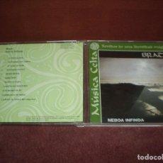 CDs de Música: CD LP BRATH / NEBOA INFINDA 11 TRACKS - SONIDOS DE UNA IDENTIDAD MAGICA. Lote 191938730