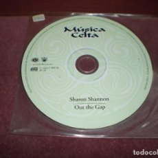 CDs de Música: CD LP SHARON SHANNON / OUT THE GAP 12 TRACKS - SONIDOS DE UNA IDENTIDAD MAGICA ESTUCHE PLASTICO. Lote 191939312