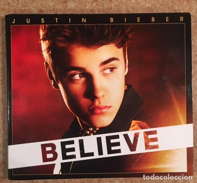 JUSTIN BIEBER - EDICIÓN DELUXE - BELIEVE - CD + DVD (Música - CD's Pop)