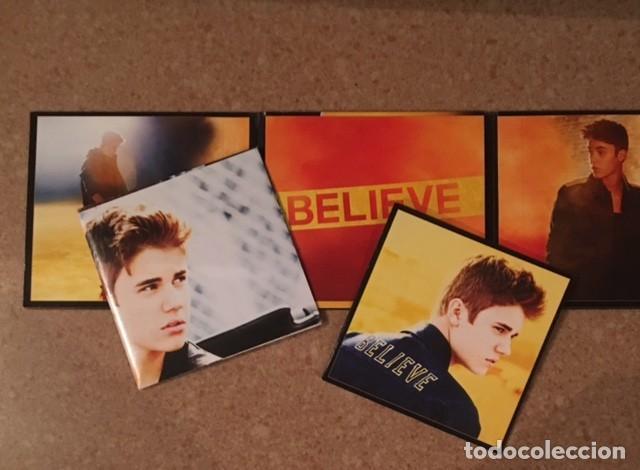 CDs de Música: JUSTIN BIEBER - EDICIÓN DELUXE - BELIEVE - CD + DVD - Foto 2 - 191958052