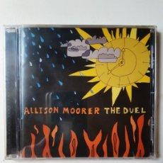 CDs de Música: ALISON MOORER. THE DUEL. Lote 191981723