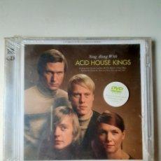 CDs de Música: ACID HOUSE KINGS. SING ALONG WHITH. 2 CD Y DVD. Lote 191985830