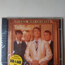 CDs de Música: THE AXEL BOYS QUARTET. EVERYBODY ELSE. Lote 191986310