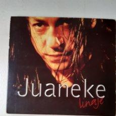 CDs de Música: JUANEKE. LINAJE. Lote 191988187