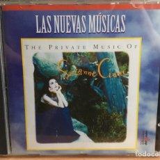 CDs de Música: SUZANNE CIANI - THE PRIVATE MUSIC OF SUZANNE CIANI (CD) (PRIVATE MUSIC) (D: NM / C: NM). Lote 191990242