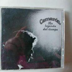 CDs de Música: CAMARON-CD LA LEYENDA DEL TIEMPO-EDICIÓN REMASTERIZADA. Lote 191992366
