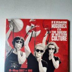 CDs de Música: FERMÍN MUGURUZA ETA THE SUICIDE OF WESTERN CULTURE. B-MAP 2017+100. Lote 191994256