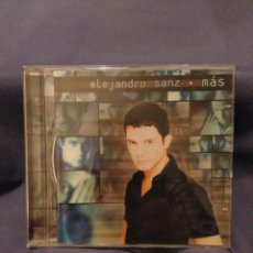 CDs de Música: ALEJANDRO SANZ MÁS. Lote 192025525
