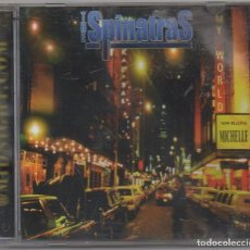 CDs de Música: THE SPINATRAS - @MIDNIGHT.COM / CD ALBUM DE 1999 / MUY BUEN ESTADO RF-4237. Lote 192036087