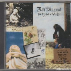 CDs de Música: BILLY FALCON - PRETTY BLUE WORLD / CD ALBUM DE 1991 / MUY BUEN ESTADO RF-4238. Lote 192036153