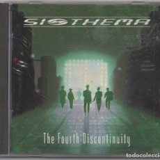CDs de Música: SISTHEMA - THE FOURTH DISCONTINUITY / CD ALBUM DEL 2001 / MUY BUEN ESTADO RF-4243. Lote 192036575
