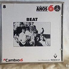 CDs de Música: BEAT, AÑOS 60. Lote 192048055