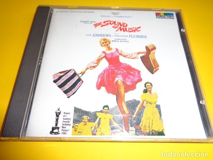 THE SOUND OF MUSIC / ORIGINAL SOUNDTRACK / SONRISAS Y LAGRIMAS / BANDA SONORA / CD (Música - CD's Bandas Sonoras)