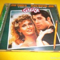 CDs de Música: GREASE / ORIGINAL SOUNDTRACK / BANDA SONORA / BSO / JOHN TRAVOLTA & OLIVIA NEWTON-JOHN / CD. Lote 192060361