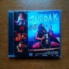 CDs de Música: ZULOAK - TALKA 026 KD, 2012. EUSKAL HERRIA.. Lote 192064275