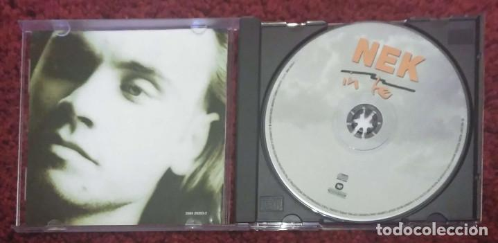 CDs de Música: NEK (IN TE) CD 1993 - Foto 3 - 192064422
