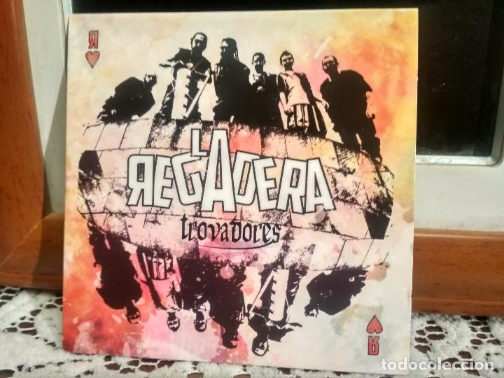 TROVADORES LA REGADERA CD ALBUM CARTON 2017 SKA PEPETO (Música - CD's Hip hop)