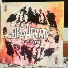 CDs de Música: TROVADORES LA REGADERA CD ALBUM CARTON 2017 SKA PEPETO. Lote 192091757