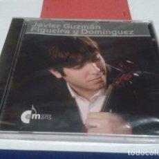 CDs de Música: CD ( JAVIER GUZMAN - FIGUEIRA Y DOMINGUEZ ) 2010 PAIDEIA - NUEVO PRECINTADO. Lote 192100458