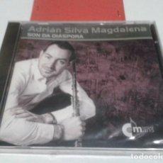 CDs de Música: CD ( ADRIAN SILVA MAGDALENA - SON DA DIASPORA ) 2010 PAIDEIA - NUEVO PRECINTADO. Lote 192100643