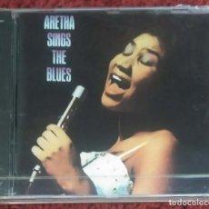 CDs de Música: ARETHA FRANKLIN (ARETHA SINGS THE BLUES) CD 1985 * PRECINTADO. Lote 192100957